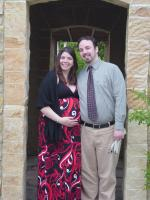 Family Picture -- almost 36 weeks