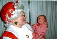 Adrian and Mrs Claus